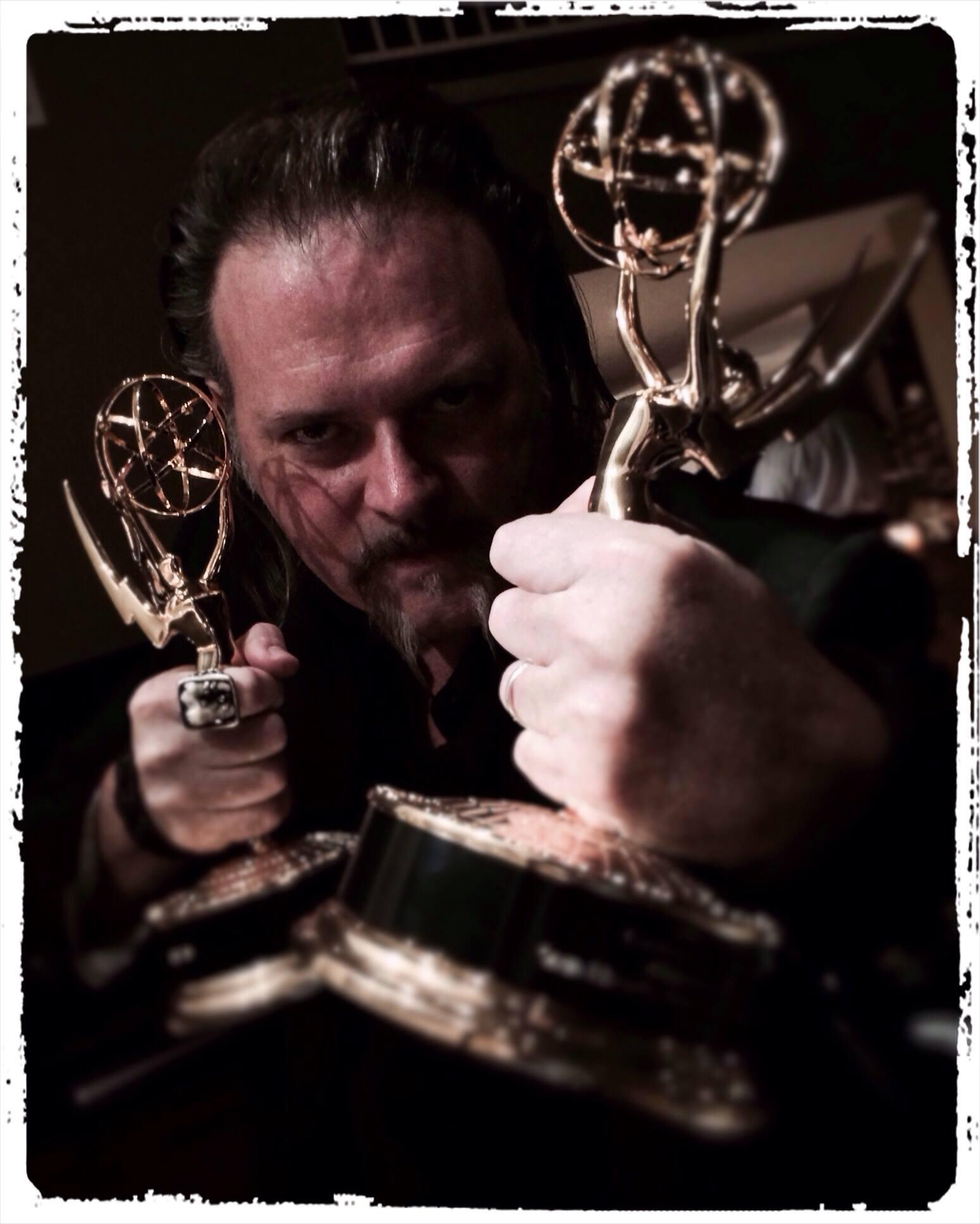 Robert Sexton EMMY Award