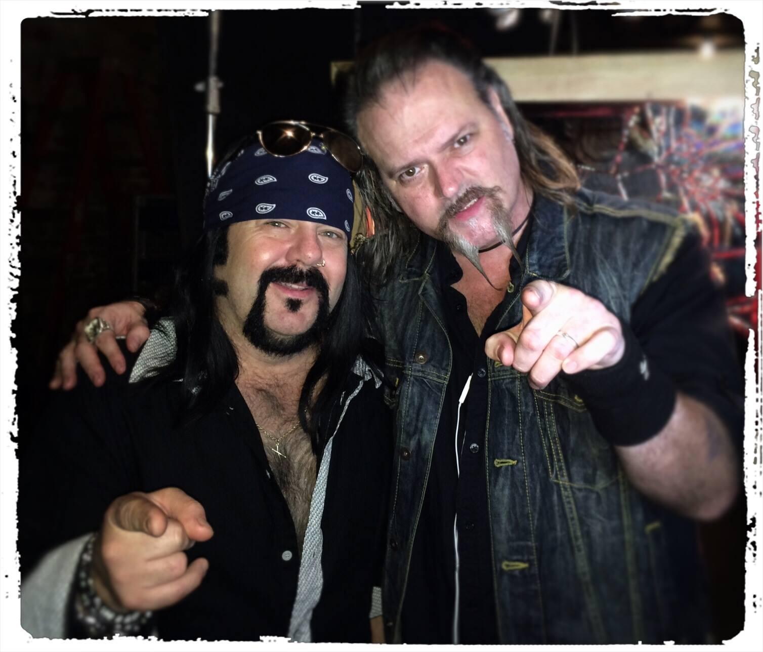 Robert Sexton_Vinnie Paul