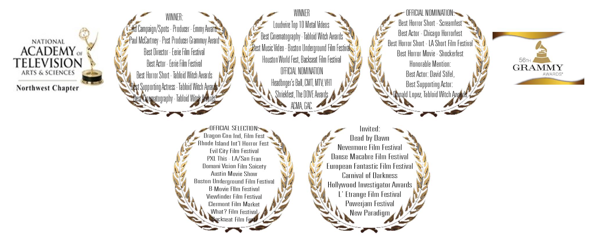 Robert Sexton: Director and Emmy Award Winning Producer.