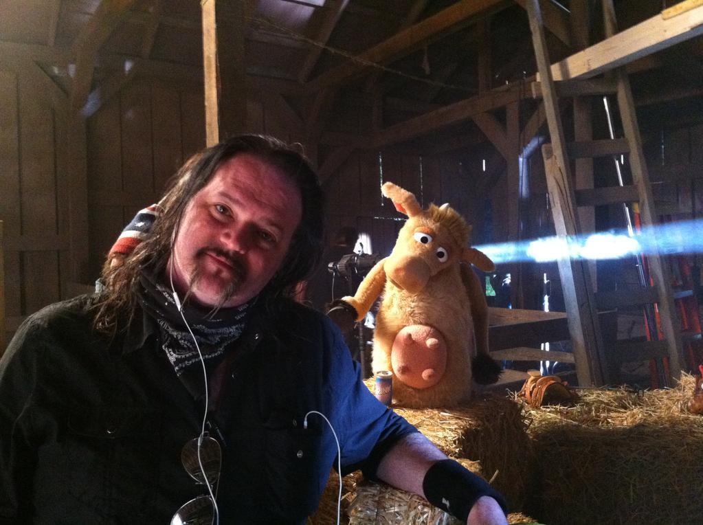 Robert Sexton_cow-muppet
